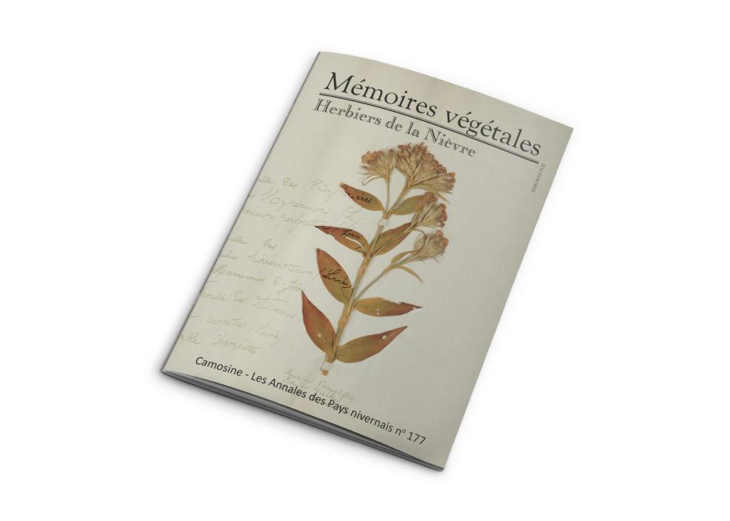 Mémoire végétale herbiers de la Nièvre